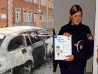 Alman polisinden Kenan'a 'Süper Kahramanlık Sertifikası'