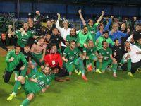 Spor Toto 1. Ligin şampiyonu Denizlispor