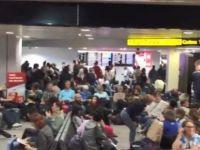 Yakıt yok diye 87 uçuş iptal edildi