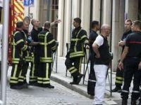 Fransa'da bomba patladı: 13 yaralı