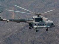 Askeri helikopter düştü: 6 ölü