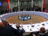 AB liderlerinden sürpriz buluşma