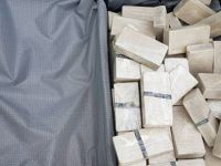 Almanya'da diplomatik araçta 70 kilo eroin