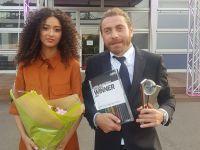 Türk kuaföre Londra'da ödül