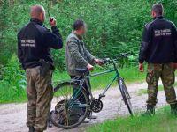 Almanya'ya kaçak girmeye çalışan Türk yakalandı