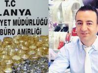 Turistlere sahte altın satan kuyumcu yakalandı