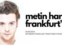 Metin Hara Frankfurt'ta