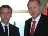 Erdoğan'dan Macron'a: Sen kimsin?