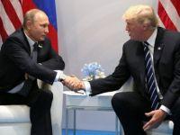 Putin ve Trump G20'de görüştü