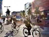Bisiklet sürücülerine cep telefonu yasağı