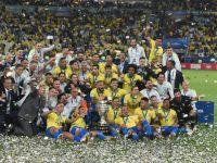 Brezilya 9. kez şampiyon