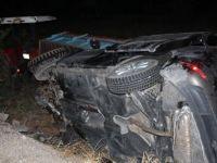 Sıla yolunda kaza: 1'i bebek 4 yaralı