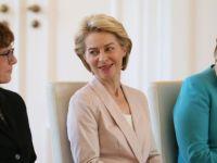Almanya'nın yeni Savunma Bakanı oldu