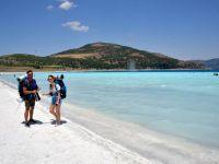 Burası Maldivler değil, Burdur-Saldivler