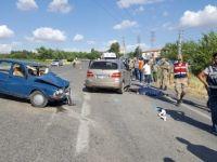 Sıla yolunda kaza: 1 ölü