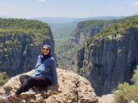 Alman turist fotoğraf çektirdiği yerde öldü