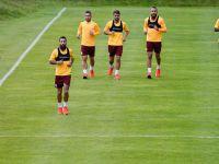 Galatasaray, Avusturya'da idmanlarını sürdürüyor