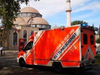 Almanya'da camiye bomba ihbarı