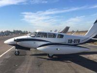 Tarlaya uçak düştü: 4 ölü