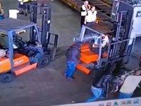 Polis kılığında 750 kilo altın çaldılar