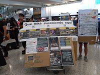 """""""Birleşmiş Hong Kong direniyor"""""""