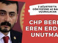 CHP Berlin'den Eren Erdem'e destek