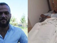 Gurbetçiyi Konya'da hastanelik ettiler