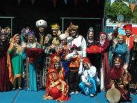 Almanya'da Türk kıyafetleri defilesi