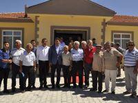 Malatyalı gurbetçiler, kültür evini açtı