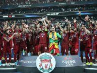 Basında UEFA Süper Kupa mücadelesi