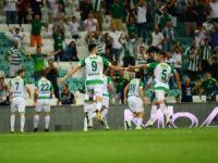Bursaspor: 2 - Akhisarspor: 1