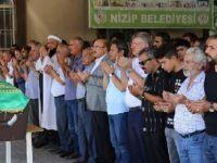 Belçika'da öldürülen gurbetçi toprağa verildi