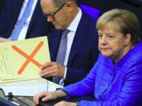 Merkel: AB dışından işçi almamız lazım