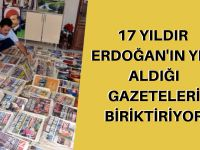 Gurbetçinin Erdoğan aşkı