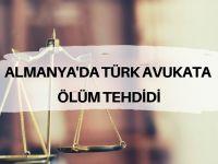 Almanya'da Türk avukata ölüm tehdidi
