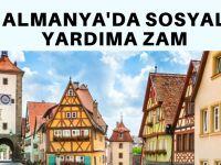 Almanya'da sosyal yardıma zam
