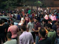 Mısır'da Sisi karşıtları sokakta