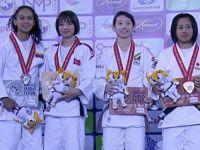 Milli judocumuz dünya şampiyonu oldu
