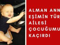Türk baba ve bebeği aranıyor