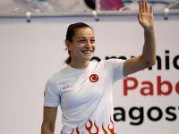 Buse Naz Çakıroğlu finale yükseldi