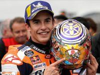 Marquez sezonun 10. birinciliğine ulaştı