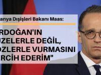 'Erdoğan, bana hakaret edebilir'