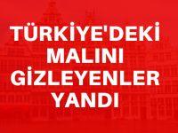 Türkiye'deki malını gizleyenler yandı