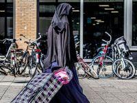Burka ve peçe yasağına yapılan itiraz reddedildi