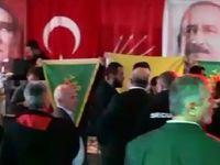 PKK'lılar CHP etkinliğini önlemek istedi