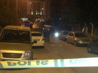 Gurbetçi, arabasıyla kalabalığa daldı: 1 ölü, 1 yaralı
