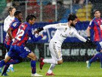 Real Madrid deplasmanda Eibar'ı 4-0 yendi