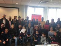 CHP Strazburg, Atatürk'ü unutmadı