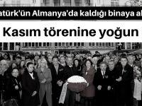 Almanya'daki Türkler, Atatürk'ü unutmadı