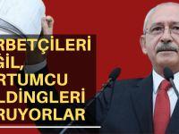 Kılıçdaroğlu'ndan, holdingleri kurtarma yasasına tepki